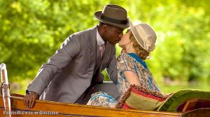 Downton Abbey, 407 - Lily James and Gary Carr